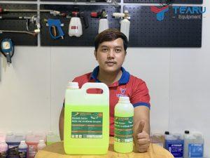 Mua nước rửa xe tại Hồ Chí Minh giá rẻ tại TEARU