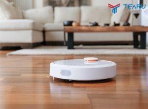 Robot hút bụi lau nhà thông minh tự động