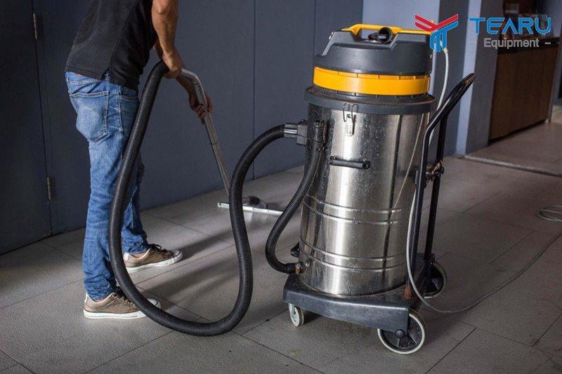 Cách vệ sinh máy hút bụi khá đơn giản